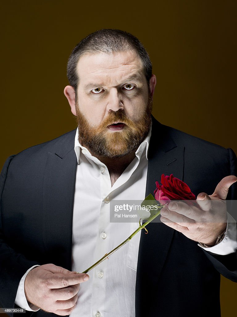 how tall is nick frost