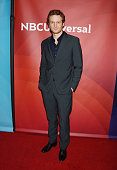 Actor Nick Gehlfuss arrives at the 2016 Summer TCA Tour NBCUniversal Press Tour at the Four Seasons Hotel Westlake Village on April 1 2016 in...