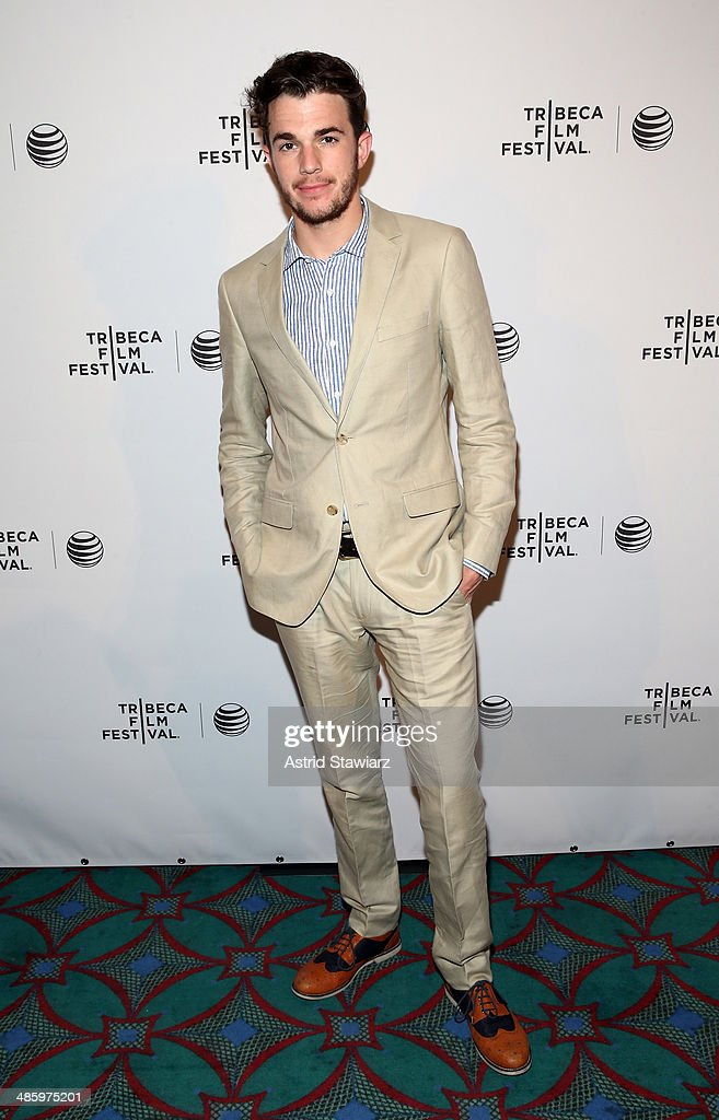Actor <a gi-track='captionPersonalityLinkClicked' href=/galleries/search?phrase=Nick+Kocher&family=editorial&specificpeople=8716806 ng-click='$event.stopPropagation()'>Nick Kocher</a> attends the 'Intramural' Premiere during the 2014 Tribeca Film Festival at AMC Loews Village 7 on April 21, 2014 in New York City.