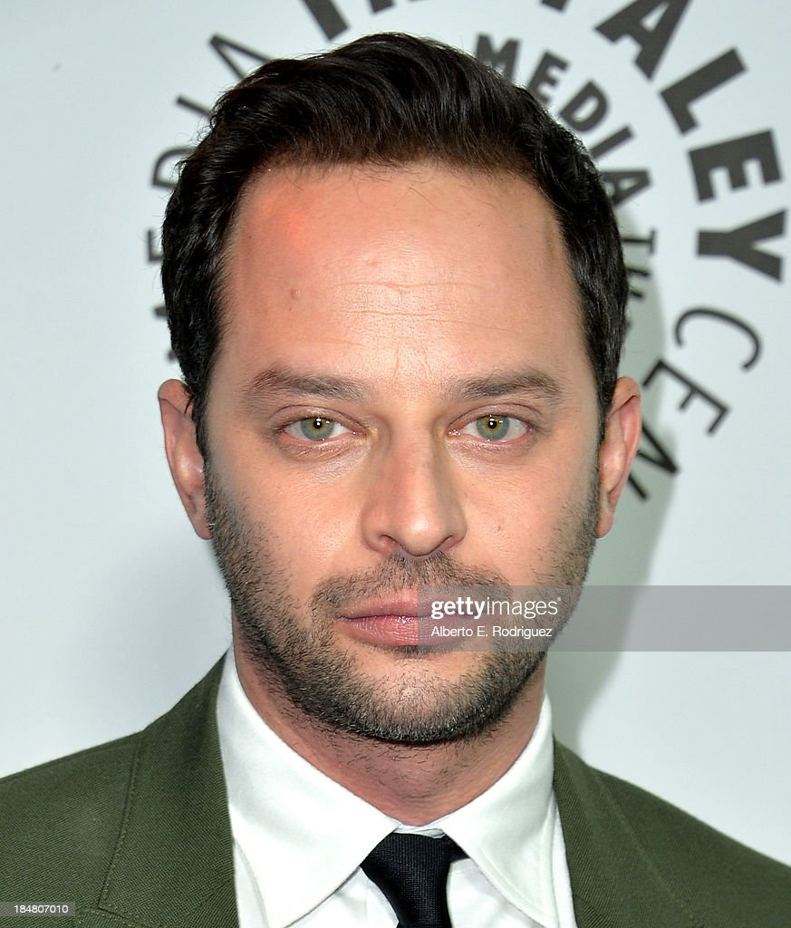 Actor Nick Kroll arrives at The Paley Center for Media's 2013 benefit gala honoring FX Networks with the Paley Prize for Innovation & Excellence at Fox Studio Lot on October 16, 2013 in Century City, California.