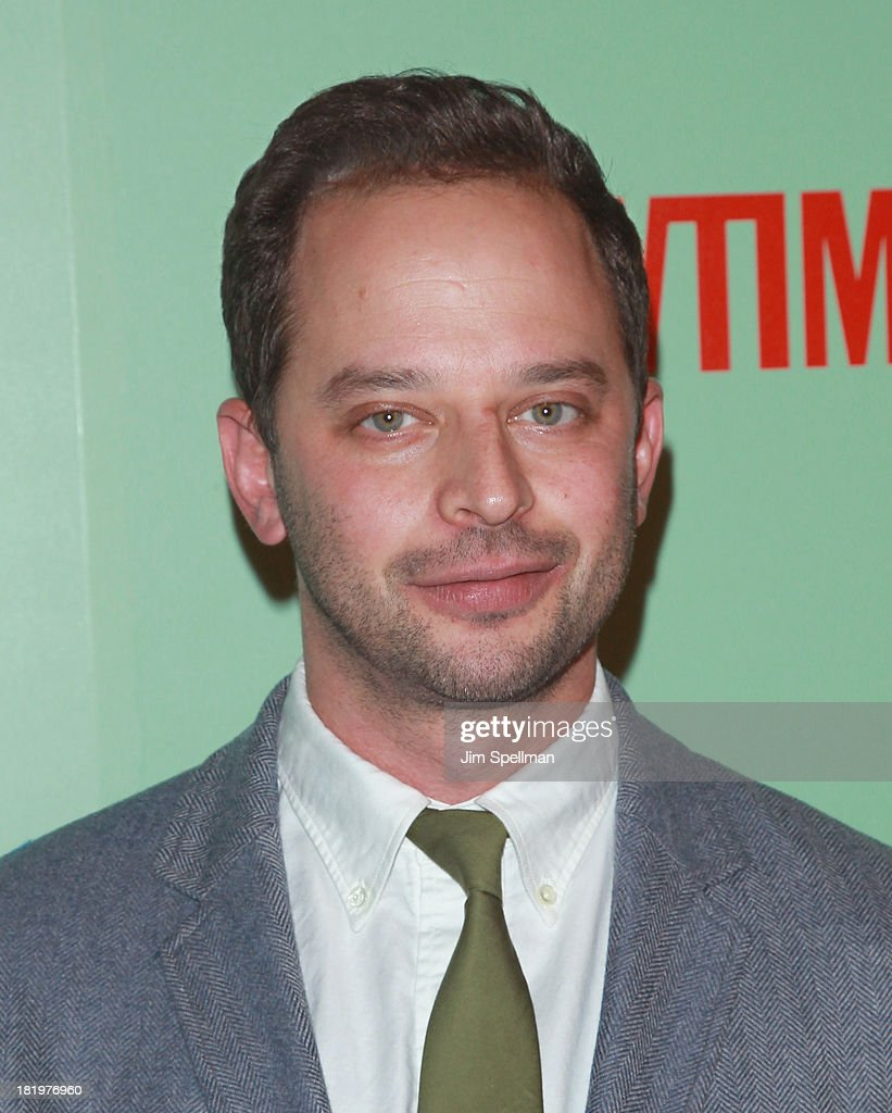 Actor <a gi-track='captionPersonalityLinkClicked' href=/galleries/search?phrase=Nick+Kroll&family=editorial&specificpeople=4432339 ng-click='$event.stopPropagation()'>Nick Kroll</a> attends 'Masters Of Sex' New York Series Premiere at The Morgan Library & Museum on September 26, 2013 in New York City.