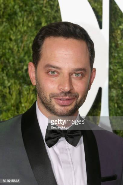 Actor Nick Kroll attends the 71st Annual Tony Awards at Radio City Music Hall on June 11 2017 in New York City