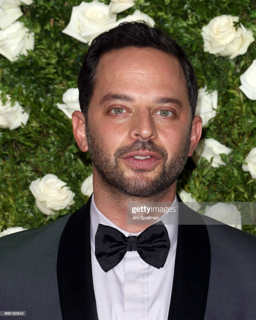 Actor Nick Kroll attends the 71st Annual Tony Awards at Radio City Music Hall on June 11, 2017 in New York City.
