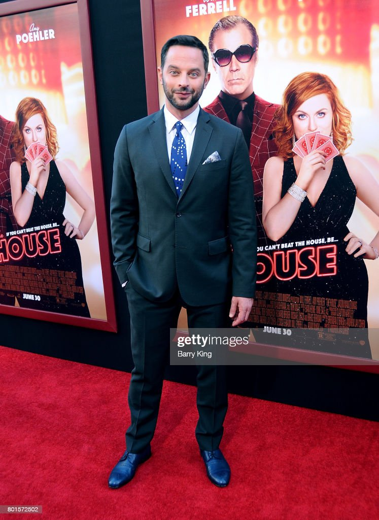 Actor Nick Kroll attends the Los Angeles Premiere of Warner Bros. Pictures' 'The House' at TCL Chinese Theatre on June 26, 2017 in Hollywood, California.