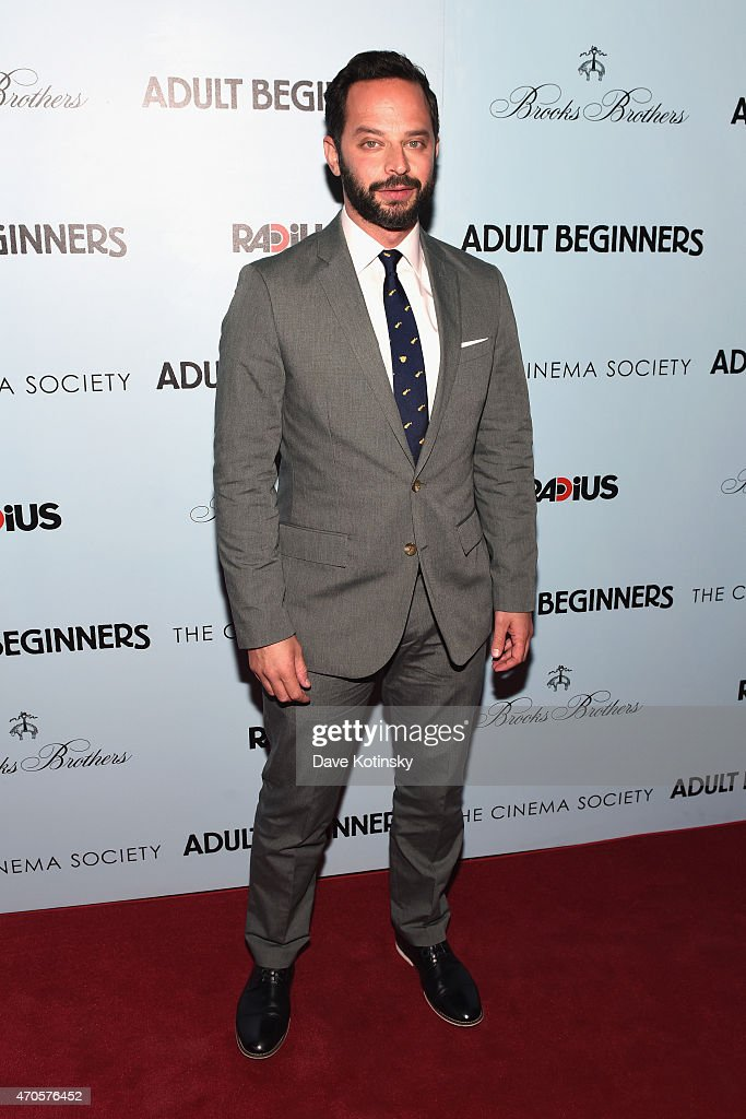 """RADiUS With The Cinema Society & Brooks Brothers Host The New York Premiere Of """"Adult Beginners"""""""