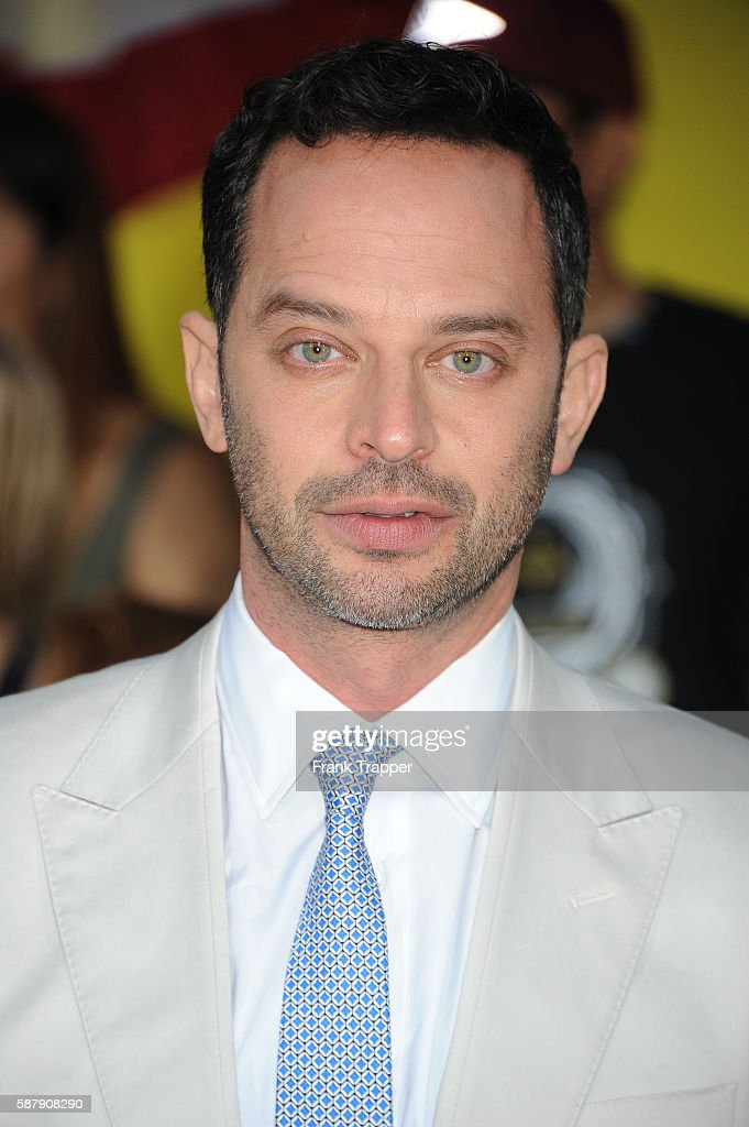 Actor Nick Kroll attends the premiere of Sony's 'Sausage Party' held at the Regency Village Theater on August 9 2016 in Westwood California