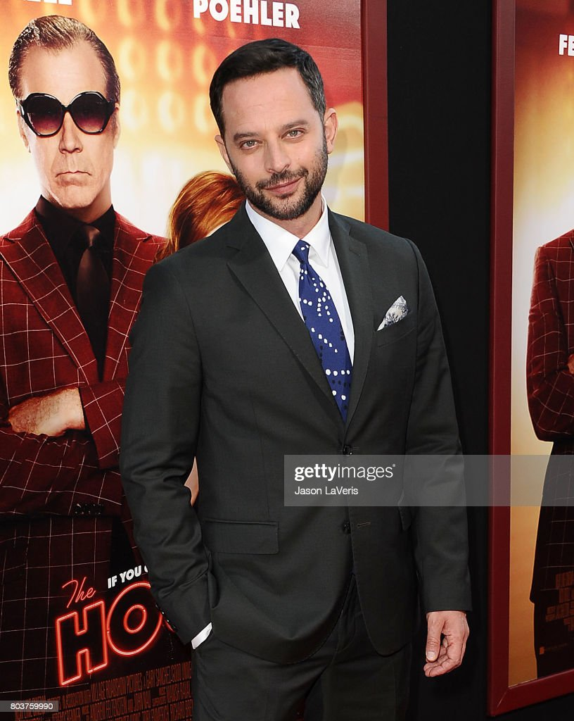 Actor Nick Kroll attends the premiere of 'The House' at TCL Chinese Theatre on June 26, 2017 in Hollywood, California.