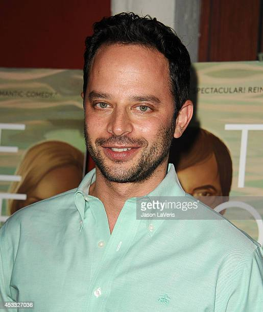 Actor Nick Kroll attends the premiere of 'The One I Love' at the Vista Theatre on August 7 2014 in Los Angeles California