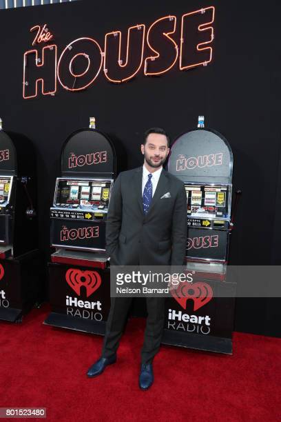 Actor Nick Kroll attends the premiere of Warner Bros Pictures' 'The House' at TCL Chinese Theatre on June 26 2017 in Hollywood California