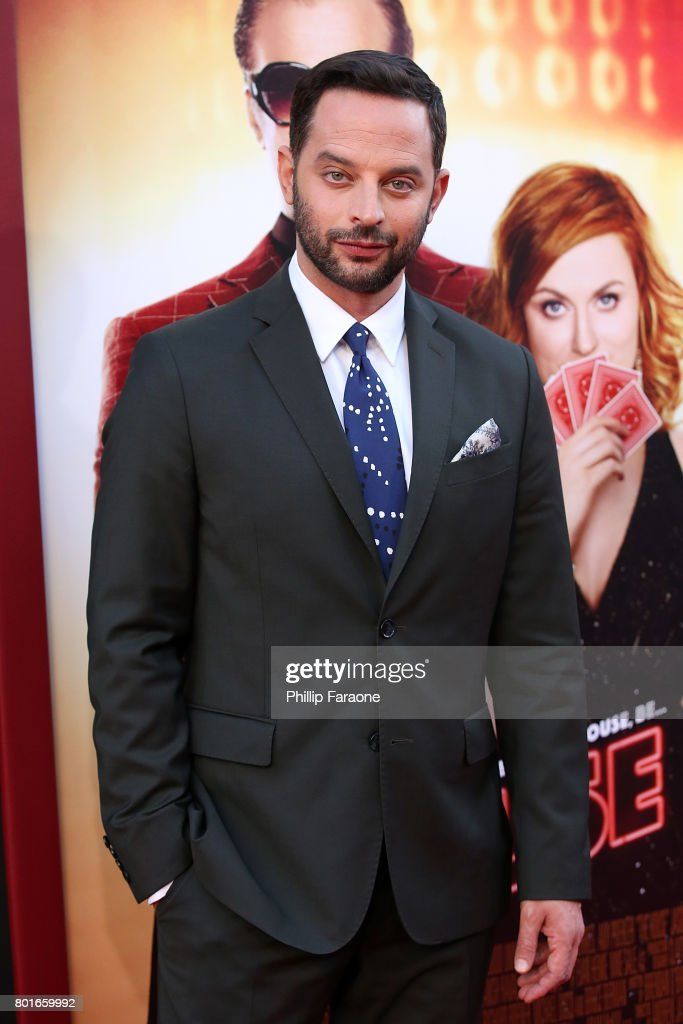 Actor Nick Kroll attends the premiere of Warner Bros. Pictures' 'The House' at TCL Chinese Theatre on June 26, 2017 in Hollywood, California.