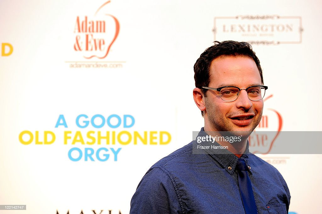 Actor Nick Kroll attends the screening of Samuel Goldwyn Films' 'A Good Old Fashioned Orgy' at Arclight Cinemas on August 25 2011 in Los Angeles...