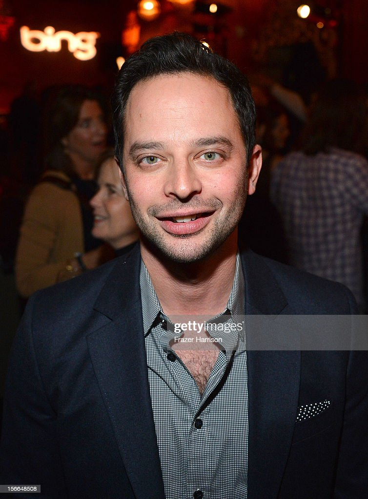 Actor <a gi-track='captionPersonalityLinkClicked' href=/galleries/search?phrase=Nick+Kroll&family=editorial&specificpeople=4432339 ng-click='$event.stopPropagation()'>Nick Kroll</a> attends Variety's 3rd annual Power of Comedy event presented by Bing benefiting the Noreen Fraser Foundation held at Avalon on November 17, 2012 in Hollywood, California.