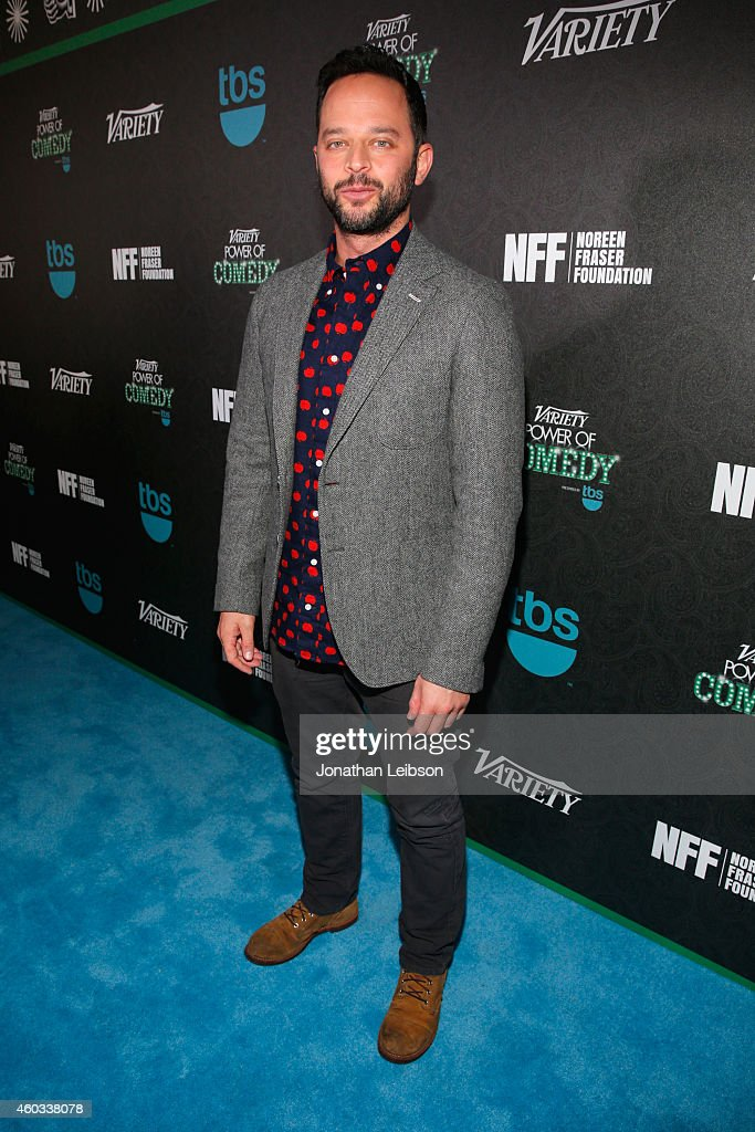Variety's 5th Annual Power Of Comedy Presented By TBS Benefiting The Noreen Fraser Foundation - Arrivals