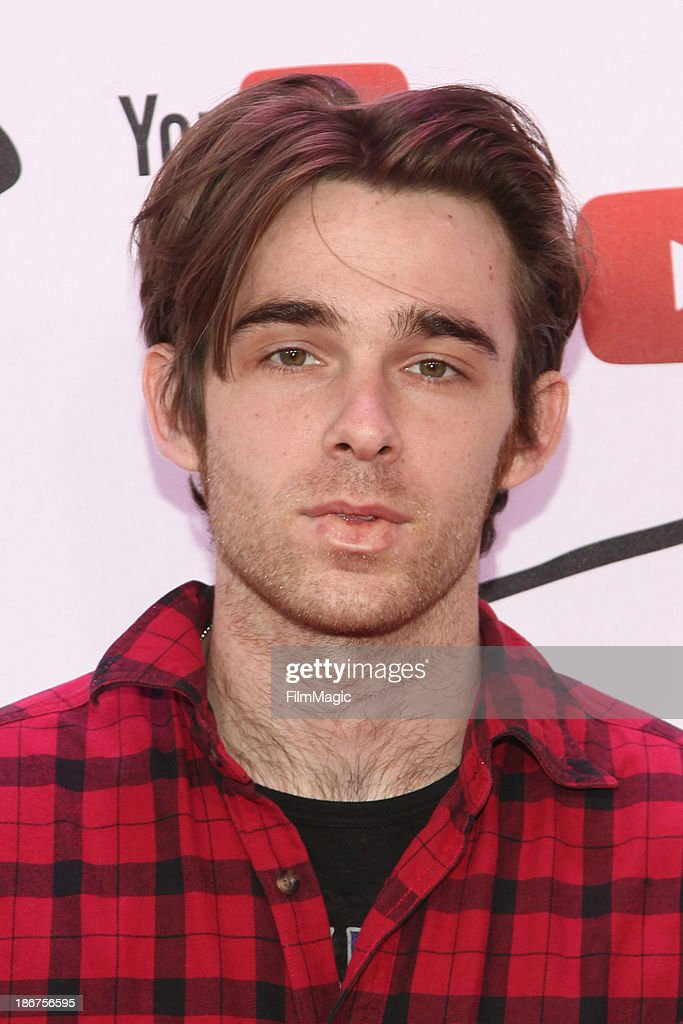 Actor Nick Lashaway attends the 2013 YouTube Music awards at Pier 36 on November 3, 2013 in New York City.