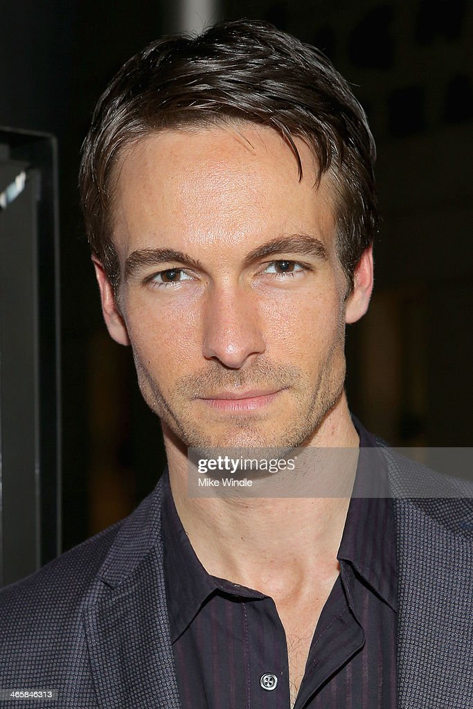 Actor Nick Steele arrives at the premiere of Magnet's 'Best Night Ever' at ArcLight Cinemas on January 29, 2014 in Hollywood, California.