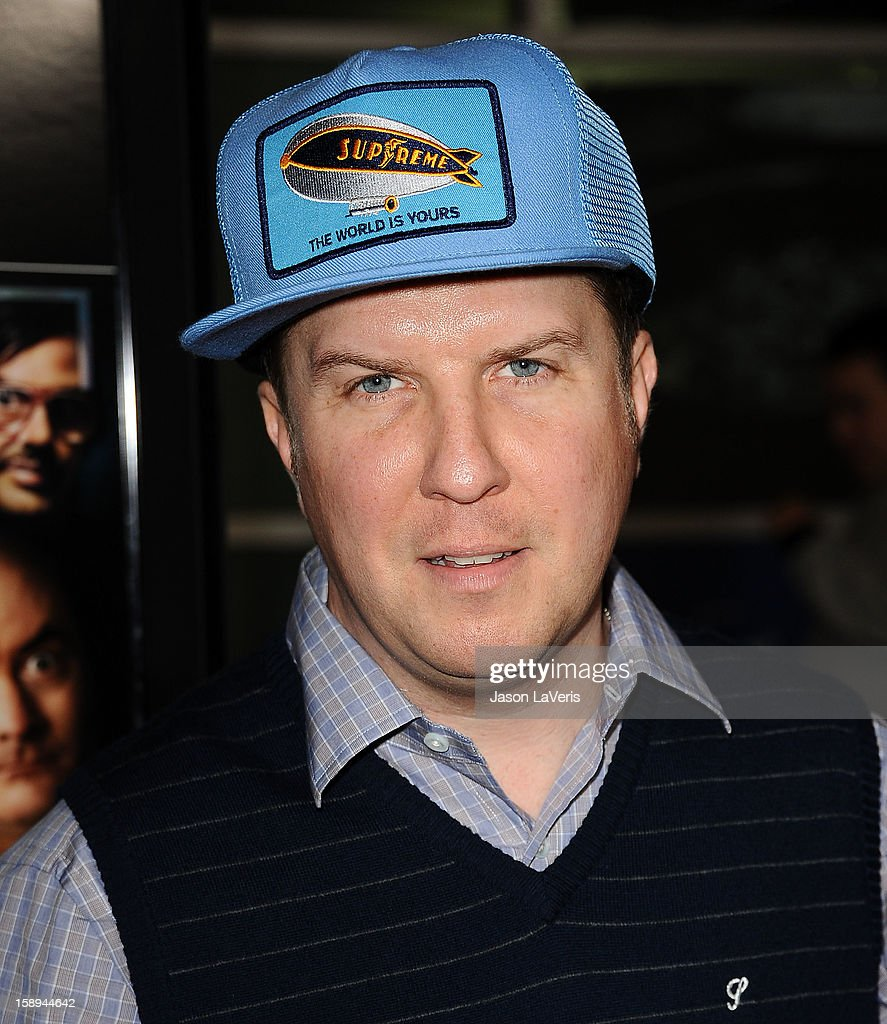 Actor Nick Swardson attends the premiere of 'A Haunted House' at ArcLight Hollywood on January 3, 2013 in Hollywood, California.