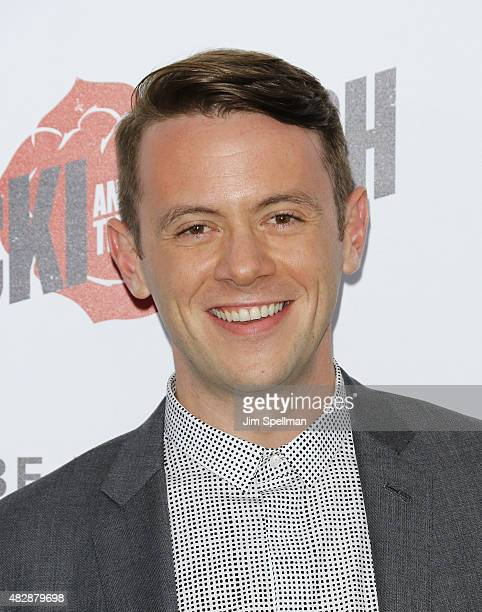Actor Nick Westrate attends the 'Ricki And The Flash' New York premiere at AMC Lincoln Square Theater on August 3 2015 in New York City