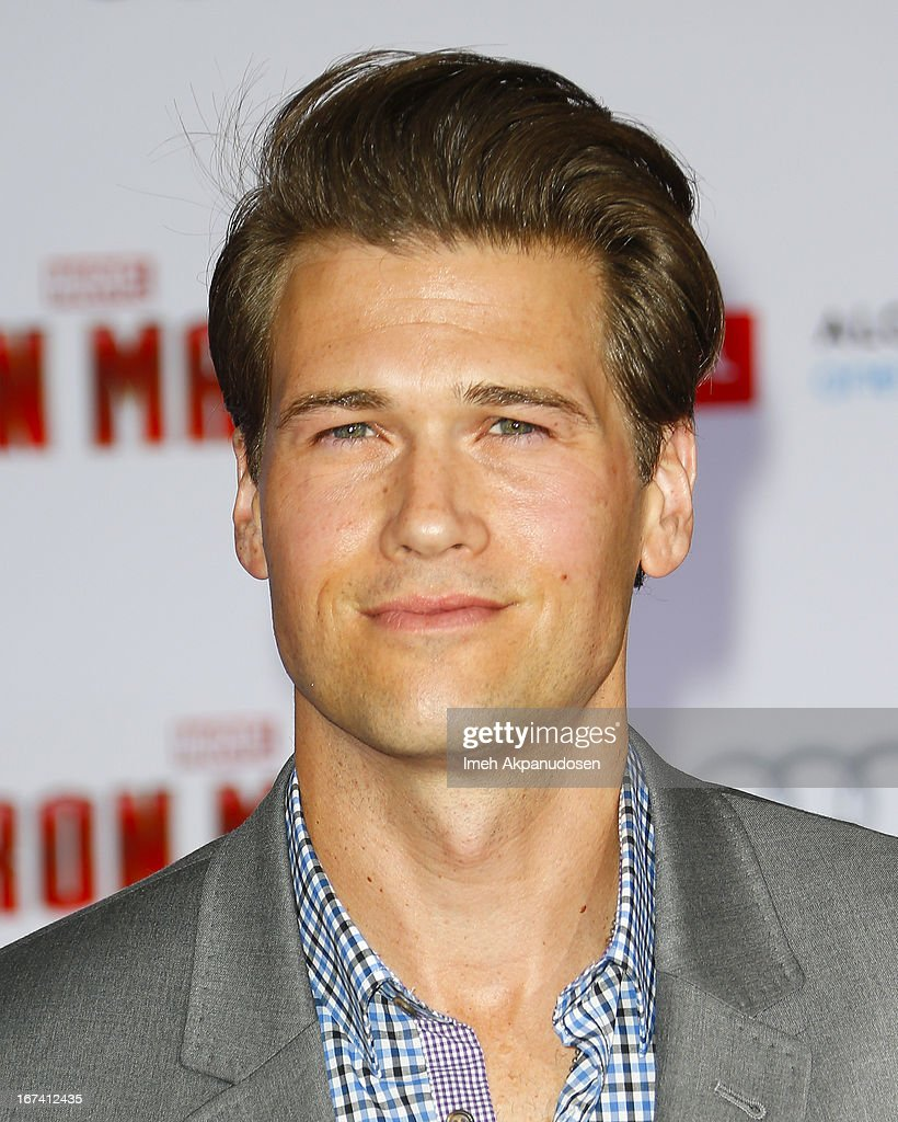 Actor Nick Zano attends the premiere of Walt Disney Pictures' 'Iron Man 3' at the El Capitan Theatre on April 24, 2013 in Hollywood, California.