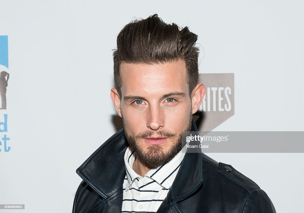 Actor Nico Tortorella attends the Bronxwrites' Poetry Slam finals at Joe's Pub on February 2, 2016 in New York City.