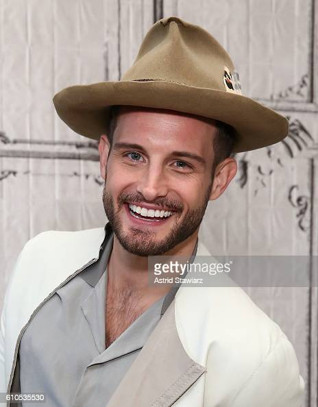 Actor Nico Tortorella attends The Build Series Presents The Cast Of 'Younger' at AOL HQ on September 26 2016 in New York City