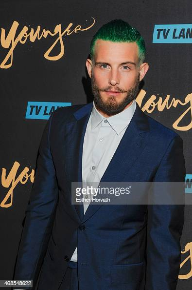 Actor Nico Tortorella attends the premiere of TV Land's 'Younger' at Landmark Sunshine Cinema on March 31 2015 in New York City