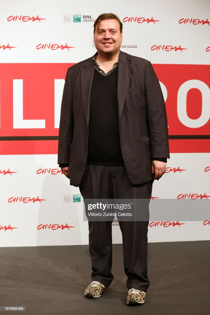 Actor Nicolas Bro attends the 'Sorrow And Joy' Photocall during the 8th Rome Film Festival at the Auditorium Parco Della Musica on November 11, 2013 in Rome, Italy.
