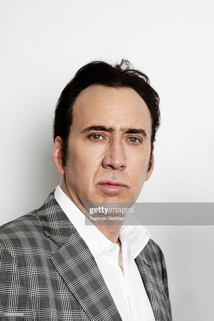 Actor <a gi-track='captionPersonalityLinkClicked' href=/galleries/search?phrase=Nicolas+Cage&family=editorial&specificpeople=196531 ng-click='$event.stopPropagation()'>Nicolas Cage</a> is photographed for Self Assignment on May 21, 2016 in Cannes, France.
