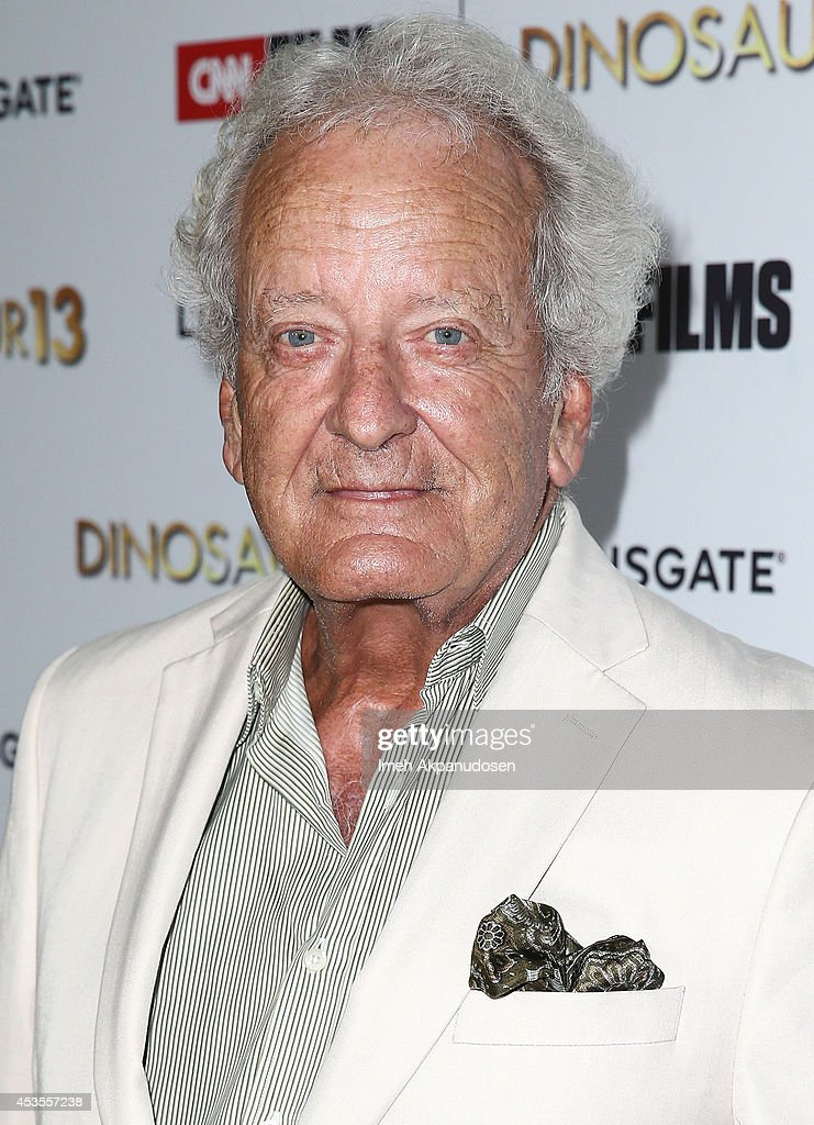 Actor Nicolas Coster attends the premiere of Lionsgate and CNN Films' 'Dinosaur 13' at DGA Theater on August 12, 2014 in Los Angeles, California.