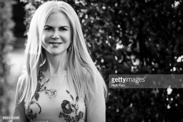 Actor Nicole Kidman attends the premiere of Focus Features' 'The Beguiled' at Directors Guild Of America on June 12 2017 in Los Angeles California