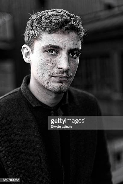 Actor Niels Schneider is photographed for Self Assignment on December 14 2016 in Les Arcs France