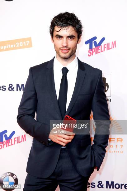 Actor Nik Xhelilaj attends the Jupiter Award at Cafe Moskau on March 29 2017 in Berlin Germany