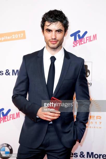 Actor Nik Xhelilaj attends the Jupiter Award at Cafe Moskau on March 29 2017 in Berlin Germany