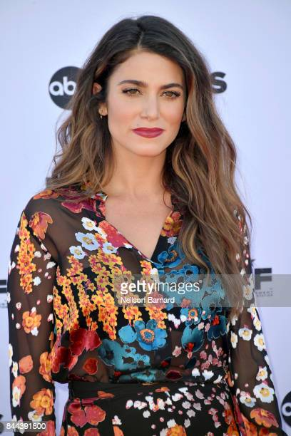 Actor Nikki Reed attends XQ Super School Live presented by EIF at Barker Hangar on September 8 2017 in Santa California
