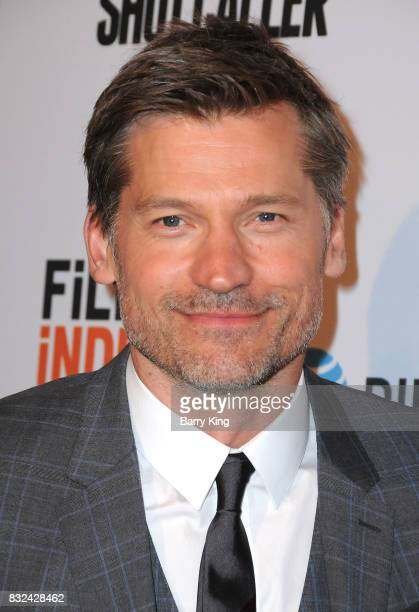 EDITORS NOTE Actor Nikolaj CosterWaldau attends screening of Saban Films and DIRECTV's' 'Shot Caller' at The Theatre at Ace Hotel on August 15 2017...