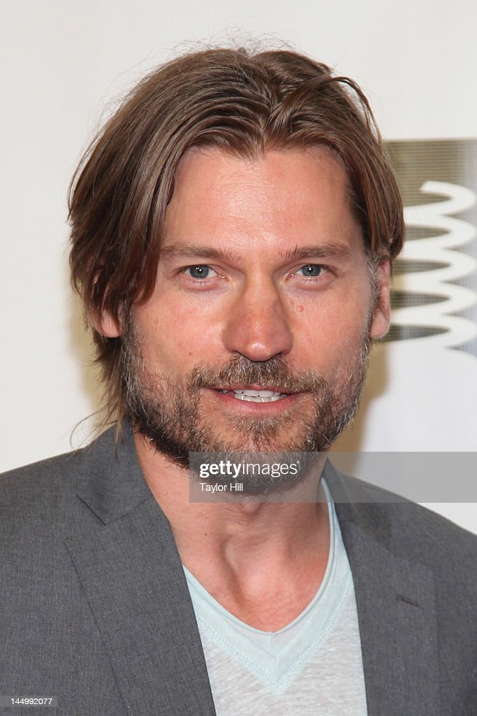 Actor Nikolaj Coster-Waldau attends the 16th Annual Webby Awards at Hammerstein Ballroom on May 21, 2012 in New York City.