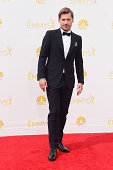 Actor Nikolaj CosterWaldau attends the 66th Annual Primetime Emmy Awards held at Nokia Theatre LA Live on August 25 2014 in Los Angeles California
