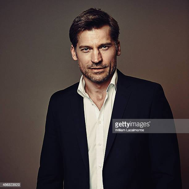 Actor Nikolaj CosterWaldau is photographed for Self Assignment in San Sebastian Spain