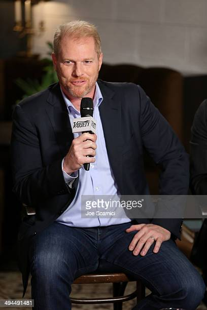 Actor Noah Emmerich attends the Variety Studio powered by Samsung Galaxy at Palihouse on May 29 2014 in West Hollywood California