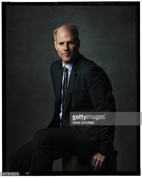 Actor Noah Emmerich is photographed for Emmy magazine on December 1 2014 in Los Angeles California