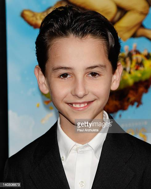 Actor Noah Spencer attends the 'Tim Eric'$ Billion Dollar Movie' Los Angeles premiere at the ArcLight Hollywood on March 1 2012 in Hollywood...