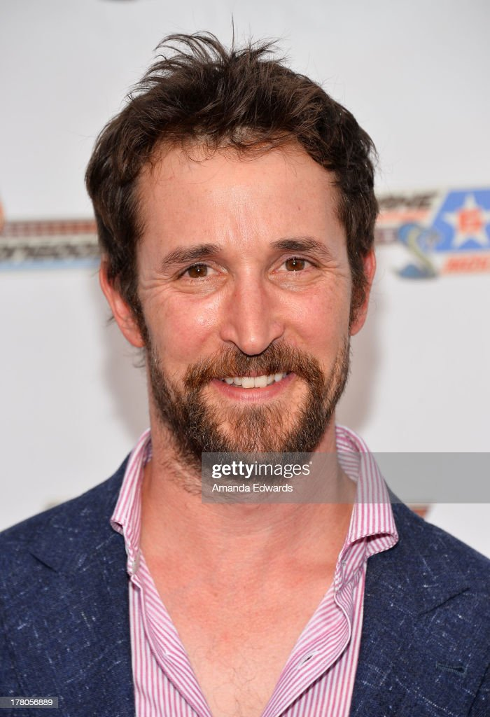 Actor <a gi-track='captionPersonalityLinkClicked' href=/galleries/search?phrase=Noah+Wyle&family=editorial&specificpeople=217263 ng-click='$event.stopPropagation()'>Noah Wyle</a> arrives at the premiere of 'Snake & Mongoo$e' at the Egyptian Theatre on August 26, 2013 in Hollywood, California.