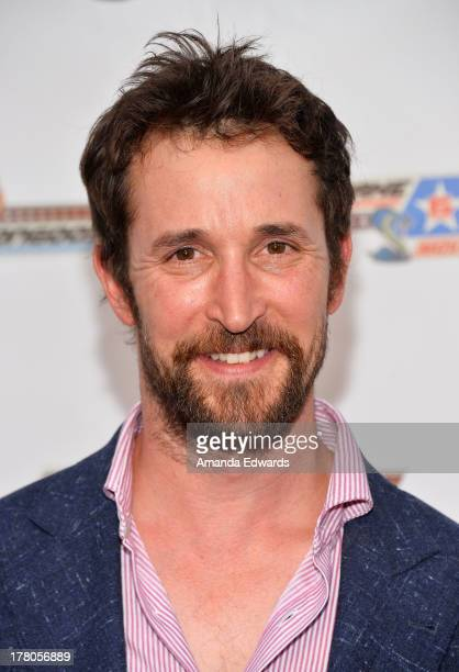 Actor Noah Wyle arrives at the premiere of 'Snake Mongoo$e' at the Egyptian Theatre on August 26 2013 in Hollywood California