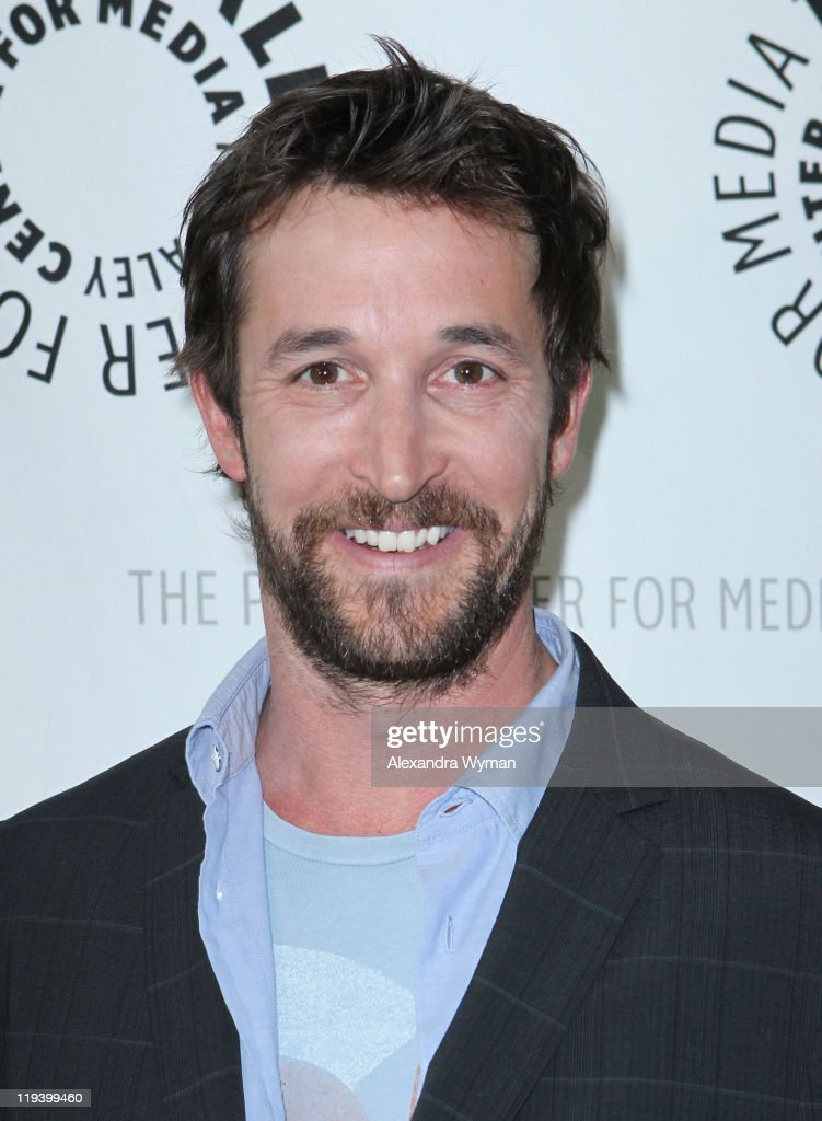 Actor Noah Wyle at an evening with 'Falling Skies' hosted by the Paley Center for Media held at The Paley Center for Media on July 19 2011 in Beverly...