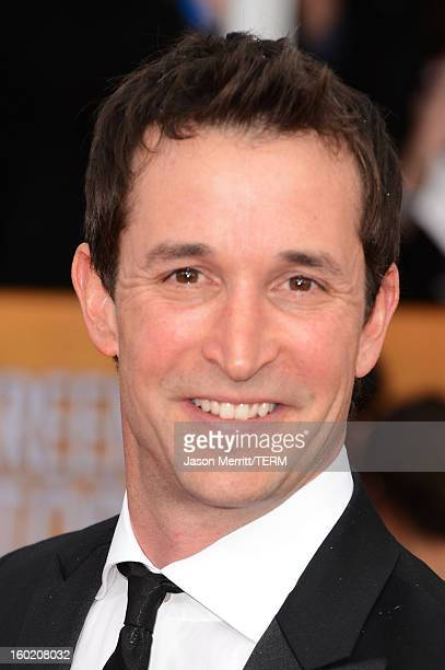 Actor Noah Wyle attends the 19th Annual Screen Actors Guild Awards at The Shrine Auditorium on January 27 2013 in Los Angeles California...