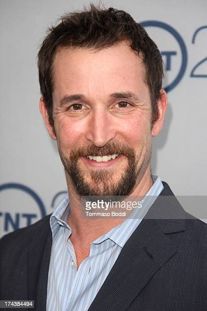 Actor Noah Wyle attends the Television Critic Association's summer press tour TNT's 25th anniversary party held at The Beverly Hilton Hotel on July...