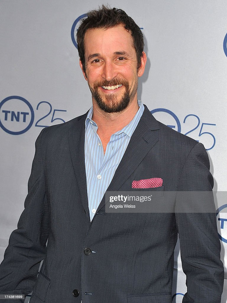 Actor <a gi-track='captionPersonalityLinkClicked' href=/galleries/search?phrase=Noah+Wyle&family=editorial&specificpeople=217263 ng-click='$event.stopPropagation()'>Noah Wyle</a> attends TNT's 25th Anniversary Party at The Beverly Hilton Hotel on July 24, 2013 in Beverly Hills, California.