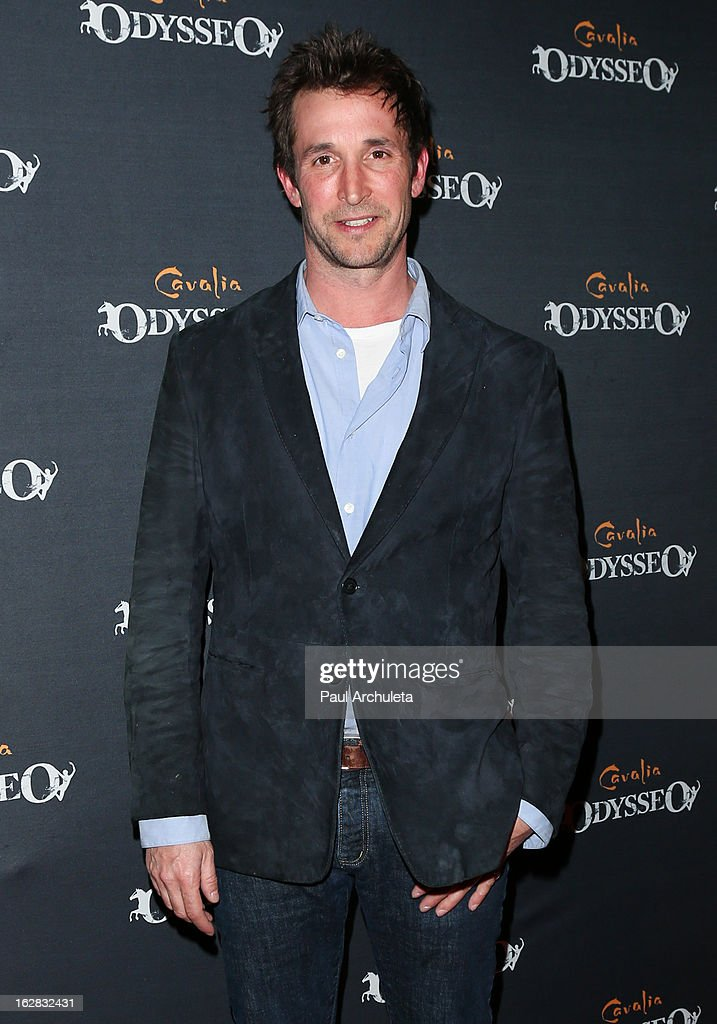 Actor Noah Wylie attends the opening night for Cavalia's 'Odysseo' at the Cavalia's Odysseo Village on February 27, 2013 in Burbank, California.
