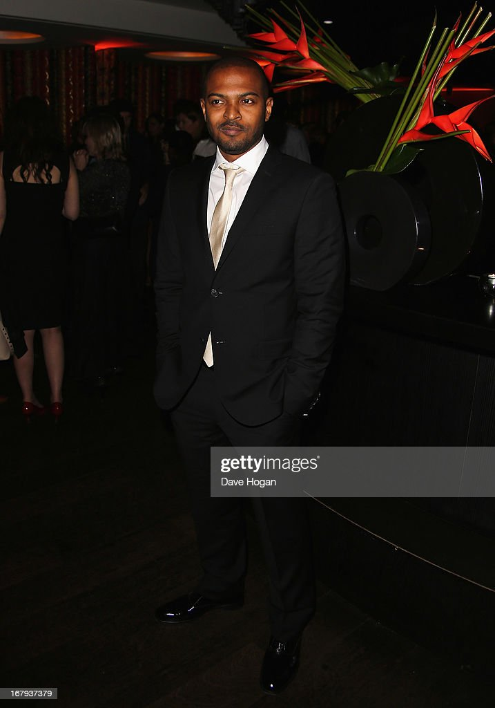 Actor <a gi-track='captionPersonalityLinkClicked' href=/galleries/search?phrase=Noel+Clarke&family=editorial&specificpeople=834931 ng-click='$event.stopPropagation()'>Noel Clarke</a> attends the 'Star Trek Into Darkness' After Party at Aqua on May 2, 2013 in London, England.