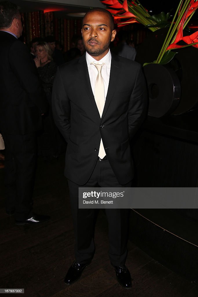 Actor <a gi-track='captionPersonalityLinkClicked' href=/galleries/search?phrase=Noel+Clarke&family=editorial&specificpeople=834931 ng-click='$event.stopPropagation()'>Noel Clarke</a> attends the UK Premiere - After Party of 'Star Trek Into Darkness' at Aqua on May 2, 2013 in London, England.