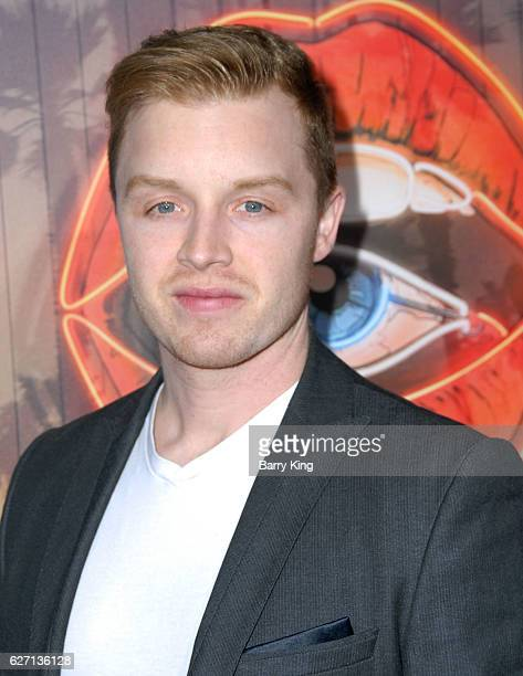 Actor Noel Fisher attends the premiere of Hulu's 'Shut Eye' at ArcLight Hollywood on December 1 2016 in Hollywood California